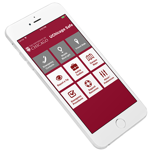 AppArmor University of Chicago App Image