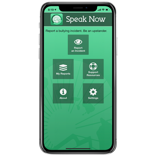 Custom Branded SpeakNow HiDOE app